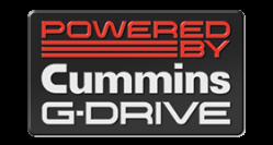 cummins g-drive engine